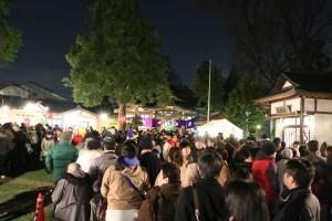 にぎわう初詣2016.01.01.