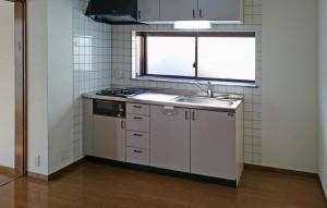 5.8畳のダイニングキッチン